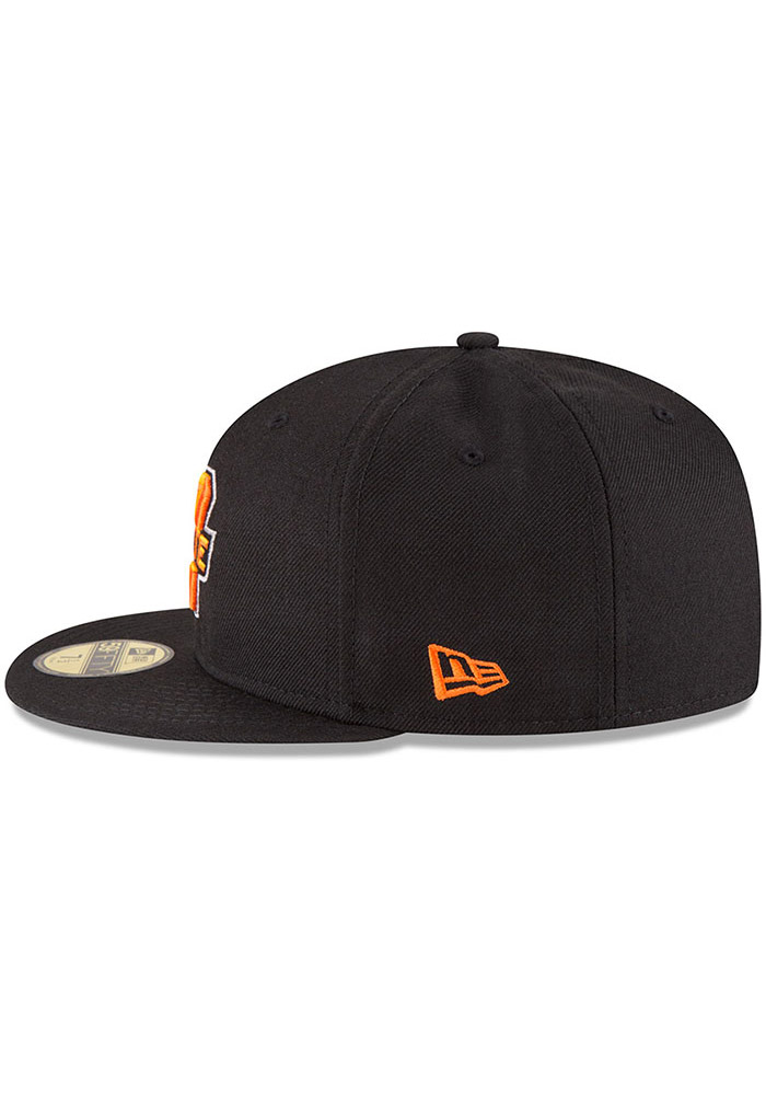 New Era Oklahoma State Cowboys Mens Black College 59FIFTY Fitted Hat - Image 4