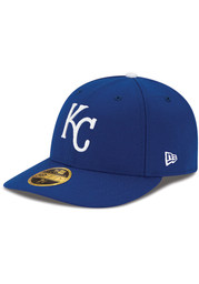 Kansas City Royals New Era 59FIFTY Fitted Hat - Blue