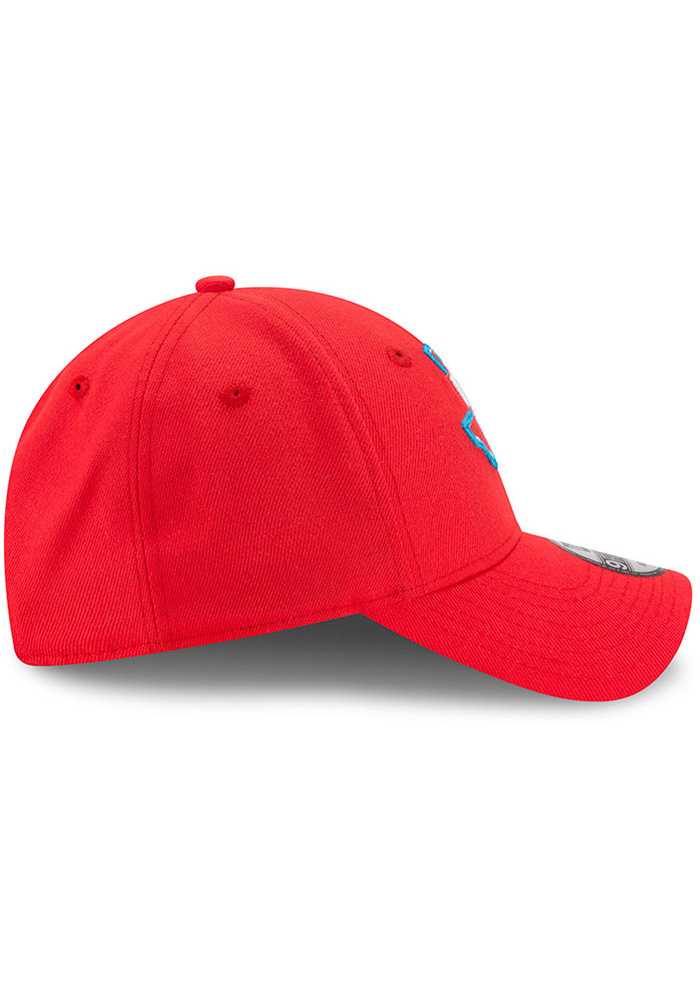 New Era Texas Rangers Little League Classic 9FIFTY Adjustable Hat - Red - Image 6
