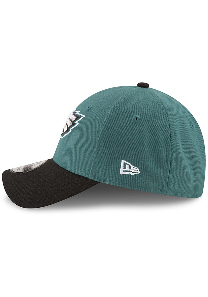 New Era Philadelphia Eagles The League 9FORTY Adjustable Hat - Midnight Green - Image 3