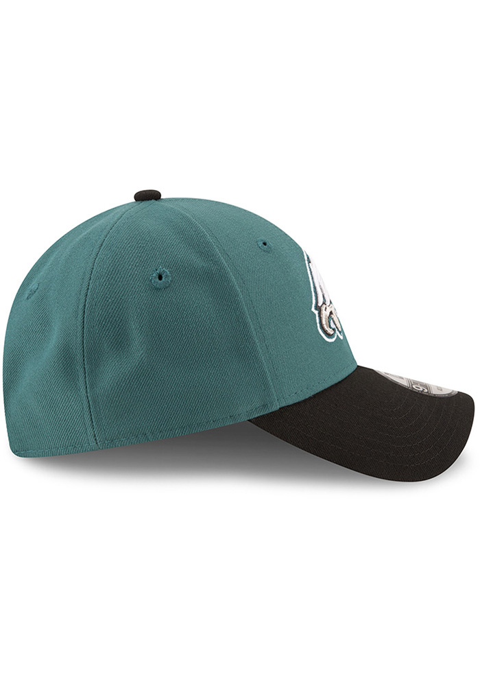 New Era Philadelphia Eagles The League 9FORTY Adjustable Hat - Midnight Green - Image 5