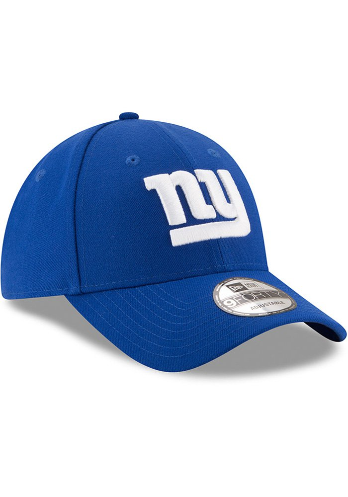 New Era New York Giants The League 9FORTY Adjustable Hat - Blue - Image 2