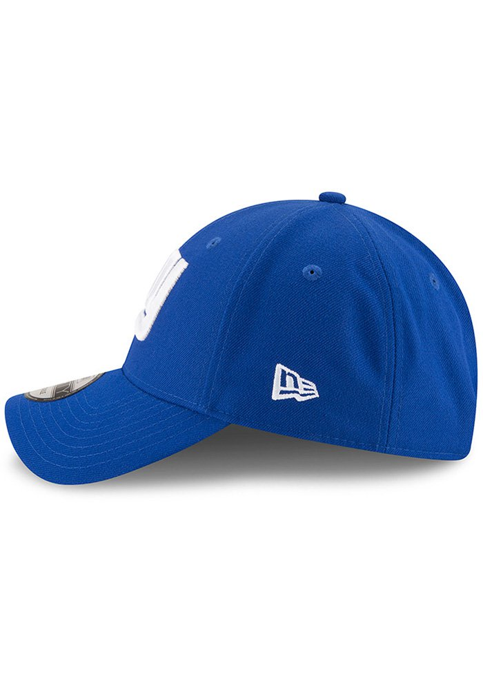 New Era New York Giants The League 9FORTY Adjustable Hat - Blue - Image 4