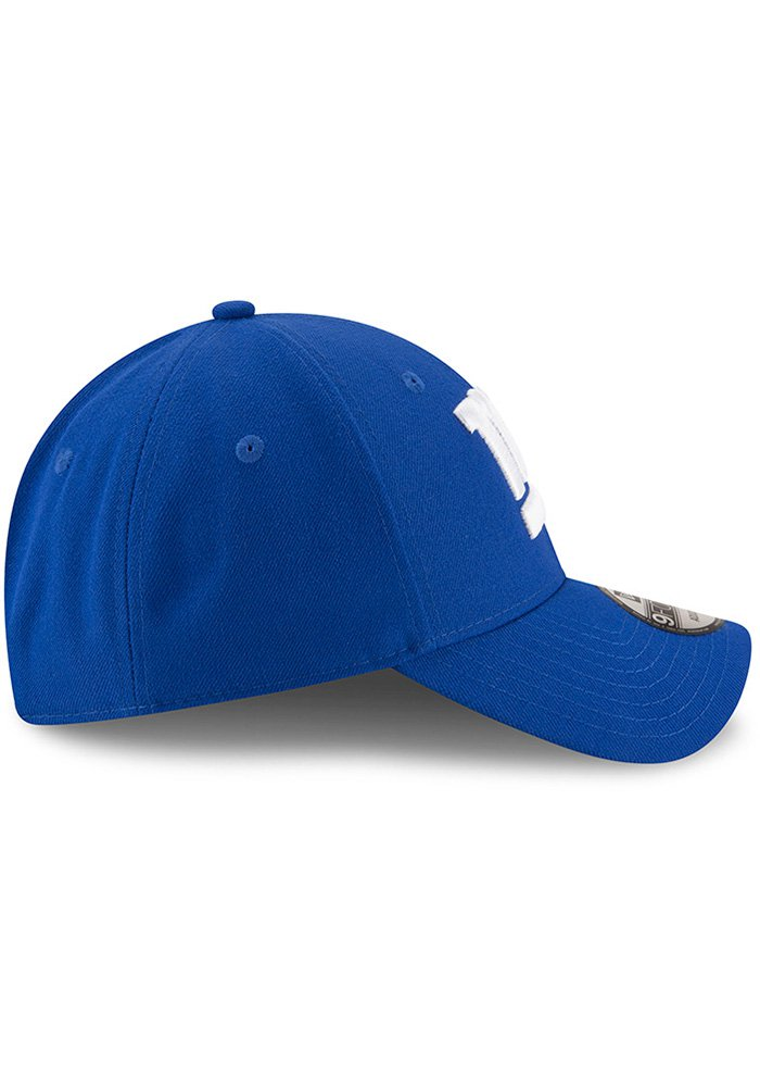 New Era New York Giants The League 9FORTY Adjustable Hat - Blue - Image 6
