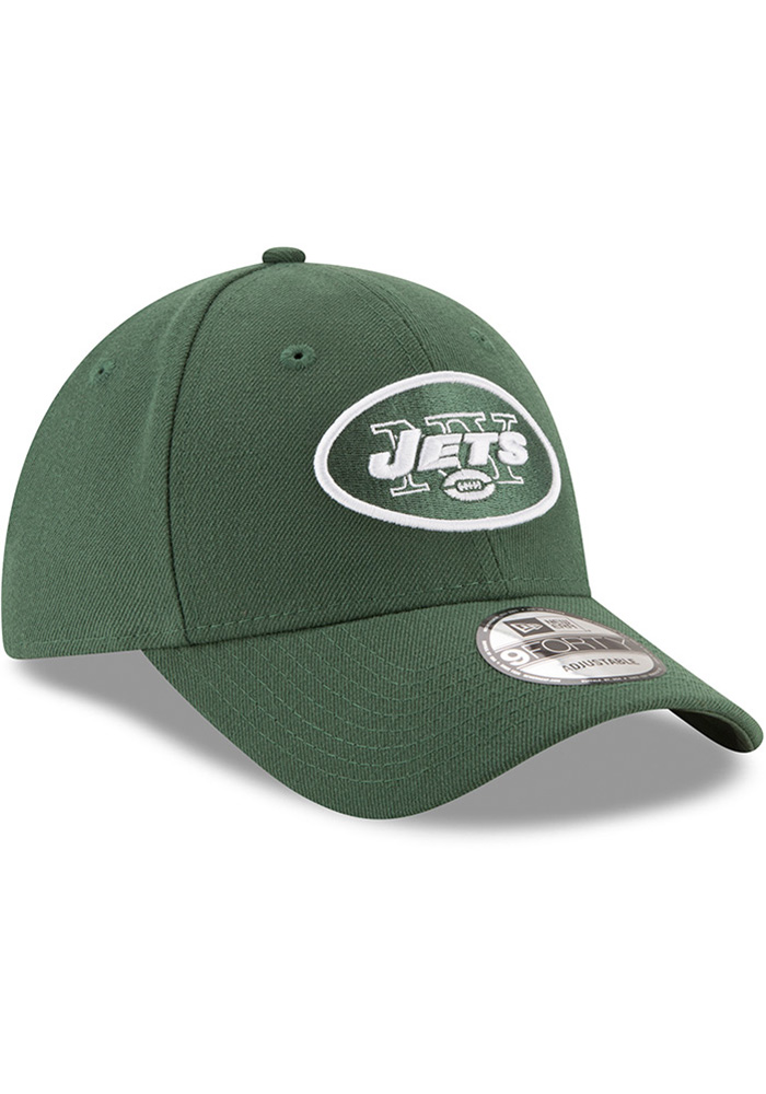 New Era New York Jets The League 9FORTY Adjustable Hat - Green - Image 2