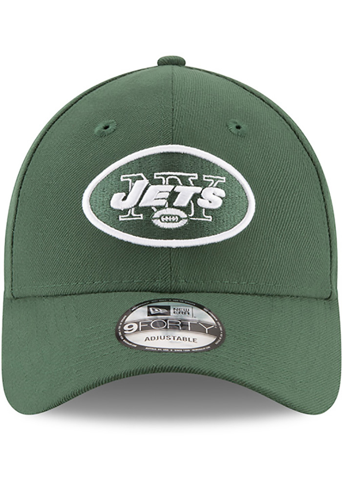 New Era New York Jets The League 9FORTY Adjustable Hat - Green - Image 3