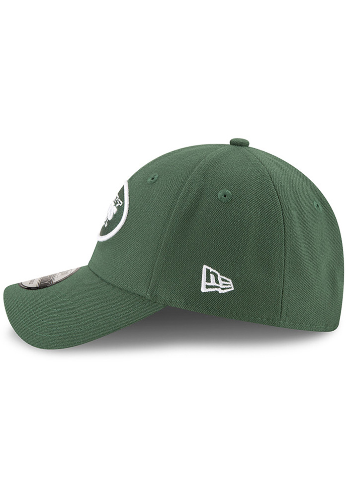 New Era New York Jets The League 9FORTY Adjustable Hat - Green - Image 4