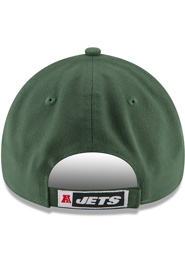 New Era New York Jets The League 9FORTY Adjustable Hat - Green - Image 5