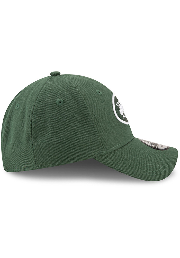 New Era New York Jets The League 9FORTY Adjustable Hat - Green - Image 6