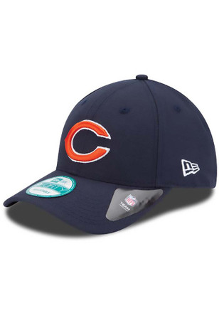 New Era Chicago Bears Navy Blue Jr The League 9FORTY Kids Adjustable Hat