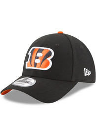 Cincinnati Bengals Black Jr The League 9FORTY Youth Adjustable Hat