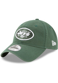 New Era New York Jets Core Classic 9TWENTY Adjustable Hat - Green