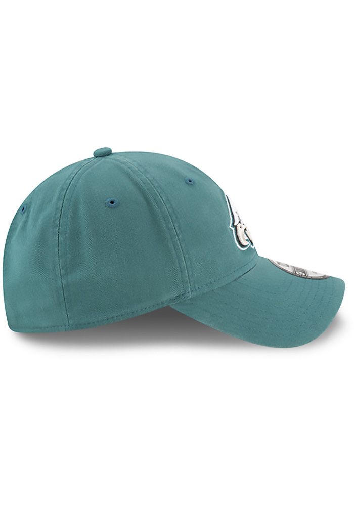 New Era Philadelphia Eagles Core Classic 9TWENTY Adjustable Hat - Midnight Green - Image 5