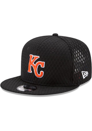 New Era Kansas City Royals Black Home Run Derby 2017 Snapback Hat