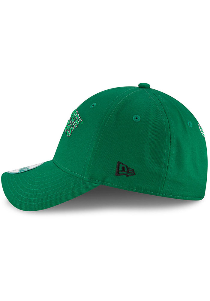 New Era North Texas Mean Green The League 9FORTY Adjustable Hat - Green - Image 4