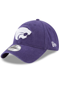 K-State Wildcats New Era Core Classic 9TWENTY Adjustable Hat - Purple