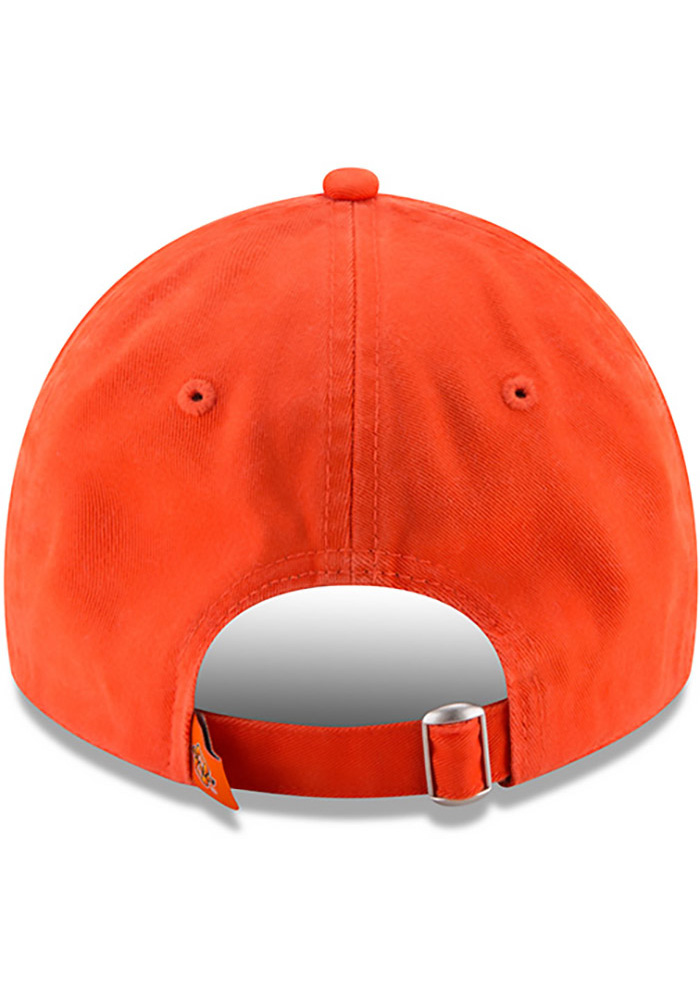 New Era Oklahoma State Cowboys Mens Orange Core Classic 9TWENTY Adjustable Hat - Image 5