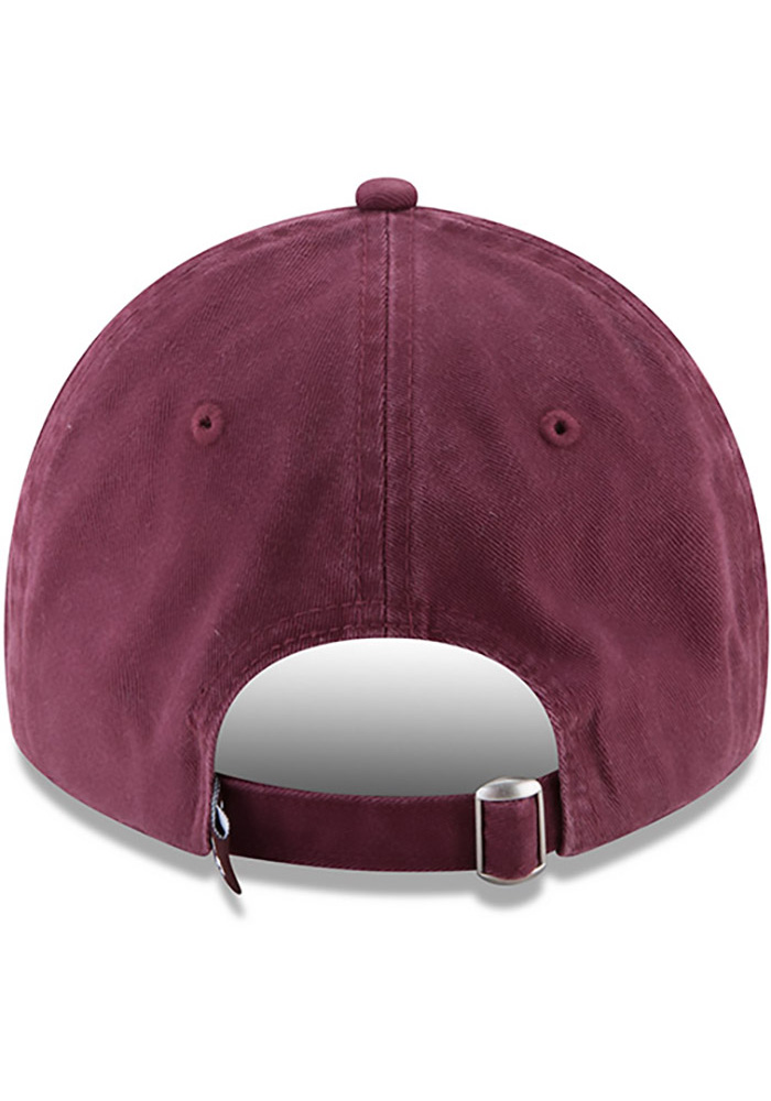 New Era Texas A&M Aggies Core Classic 9TWENTY Adjustable Hat - Maroon - Image 5