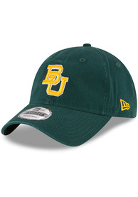 New Era Baylor Bears Core Classic 9TWENTY Adjustable Hat - Green