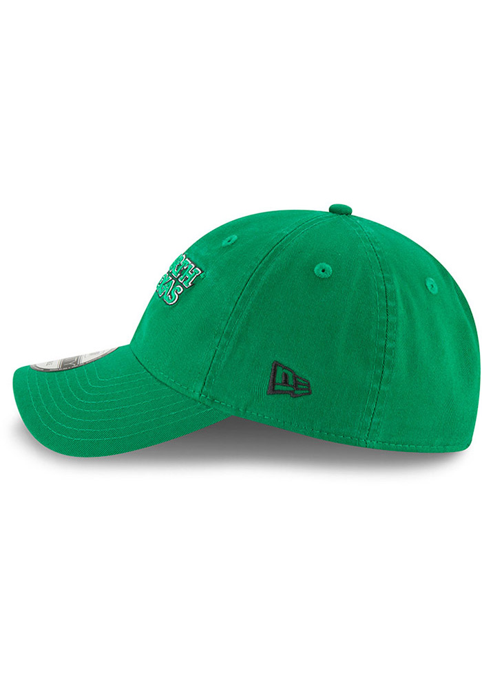 New Era North Texas Mean Green Core Classic 9TWENTY Adjustable Hat - Green - Image 4
