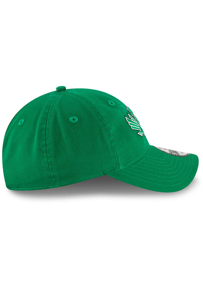 New Era North Texas Mean Green Core Classic 9TWENTY Adjustable Hat - Green - Image 6