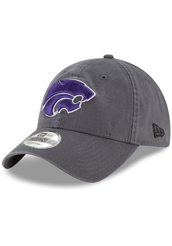65265057151 ... where can i buy new era k state wildcats grey core classic 9twenty  adjustable hat 274c0