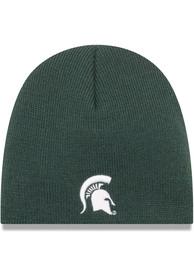 Michigan State Spartans Baby New Era My 1st Knit Hat - Green