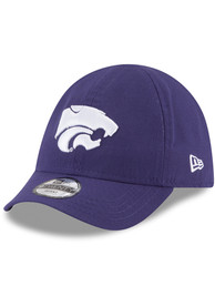 K-State Wildcats Baby New Era My 1st 9TWENTY Adjustable Hat - Purple