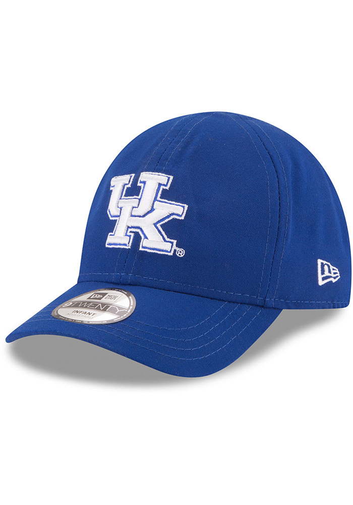 New Era Kentucky Wildcats Baby My 1st 9TWENTY Adjustable Hat - Blue - Image 1