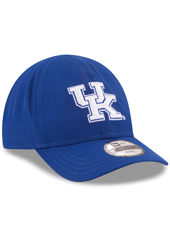 New Era Kentucky Wildcats Baby My 1st 9TWENTY Adjustable Hat - Blue - Image 2