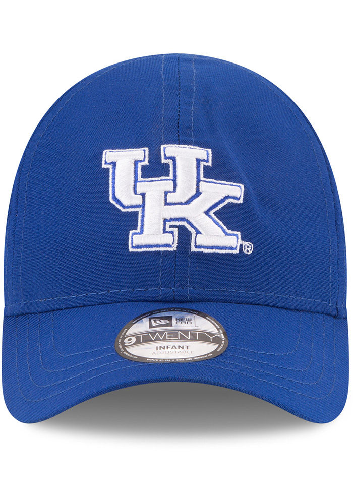 New Era Kentucky Wildcats Baby My 1st 9TWENTY Adjustable Hat - Blue - Image 3