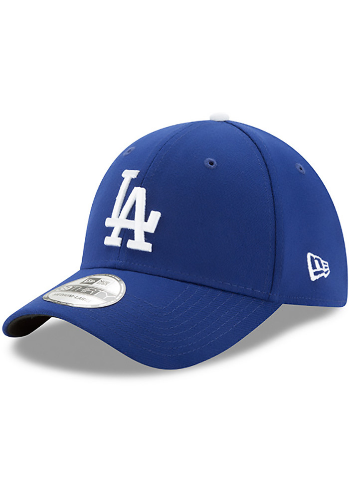 New Era Los Angeles Dodgers Blue Team Classic 39THIRTY Flex Hat