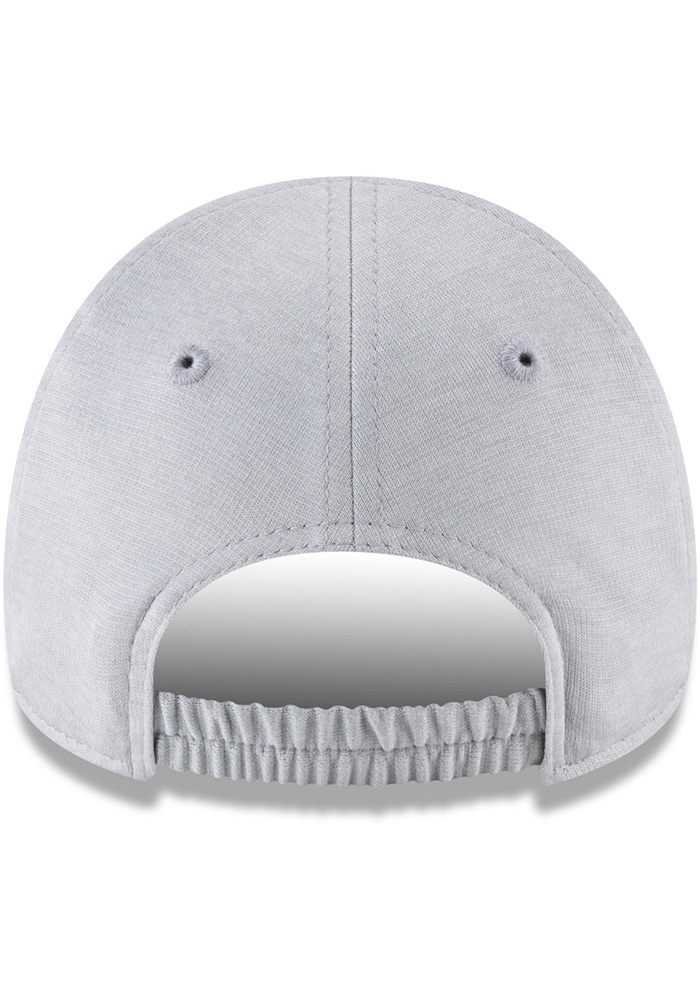 2df3d9b75c4 New Era Chicago Cubs Baby Shadowed Tot 9FORTY Adjustable Hat - Grey - Image  5
