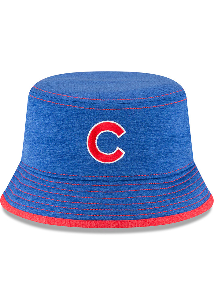 New Era Chicago Cubs Blue Shadowed Tot Baby Sun Hat - Image 3