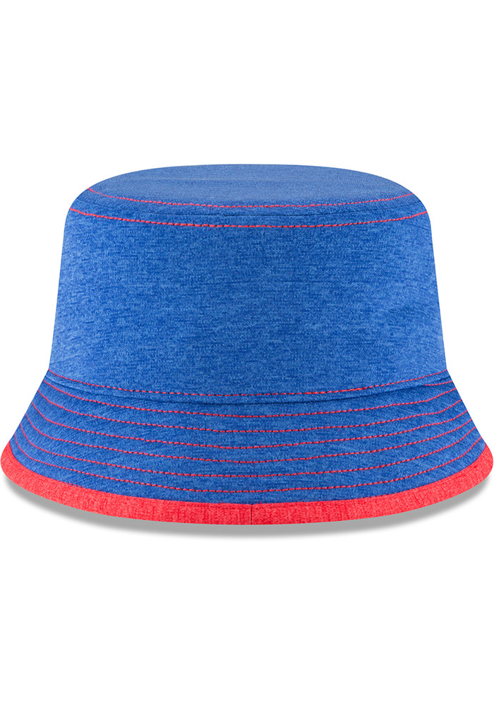 New Era Chicago Cubs Blue Shadowed Tot Baby Sun Hat - Image 5