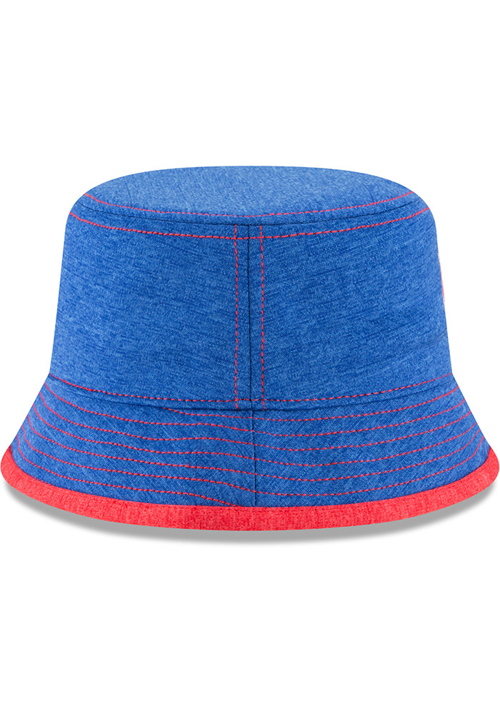 New Era Chicago Cubs Blue Shadowed Tot Baby Sun Hat - Image 6