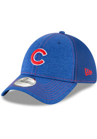 New Era Chicago Cubs Blue Classic Shade Neo 39THIRTY Flex Hat