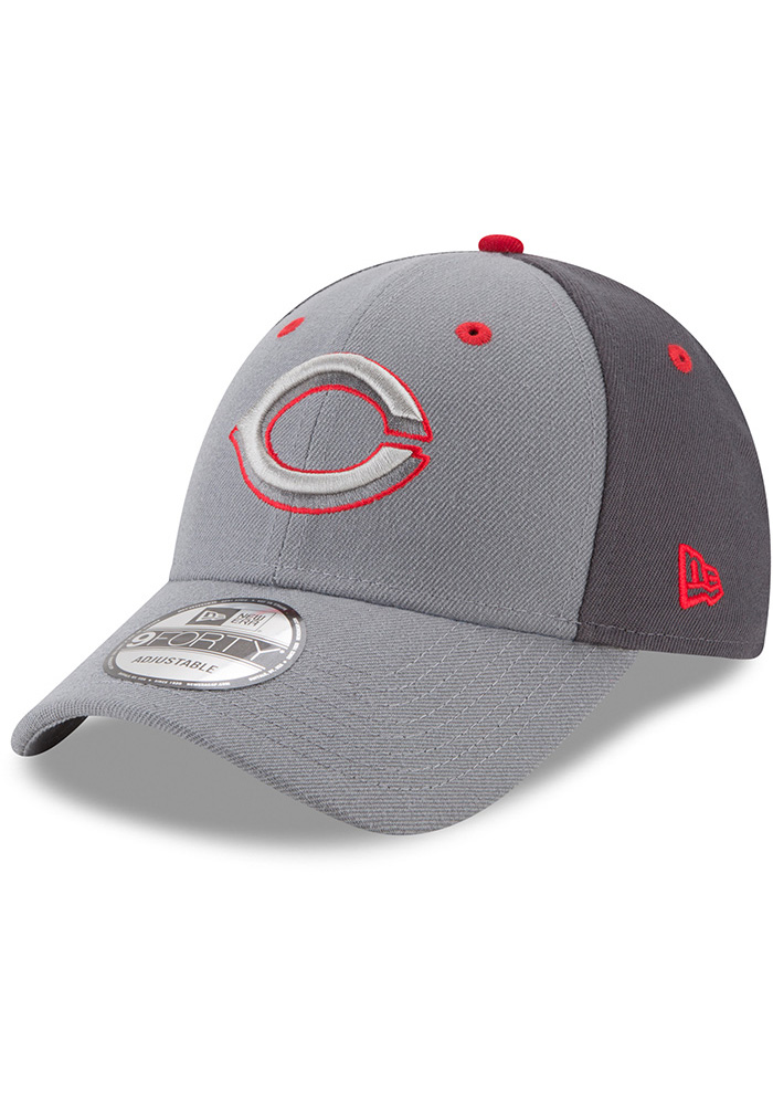 new product 629b7 f24f0 ... low price ireland new era cincinnati reds toddler grey the league gray  pop tod 9forty toddler