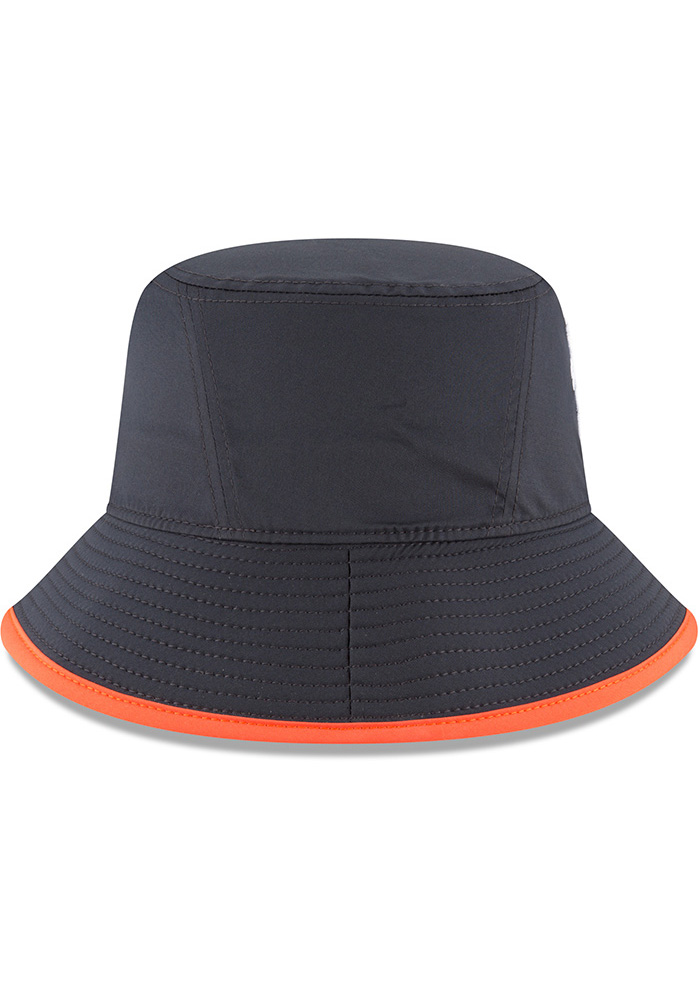 0252ca328fd40 ... where to buy new era detroit tigers navy blue 2018 clubhouse mens bucket  hat image 6