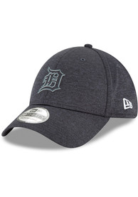 New Era Detroit Tigers Navy Blue 2018 Clubhouse Jr 39THIRTY Youth Flex Hat