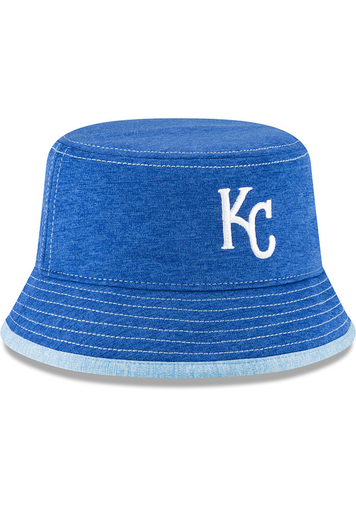 New Era Kansas City Royals Blue Shadowed Tot Baby Sun Hat - Image 2