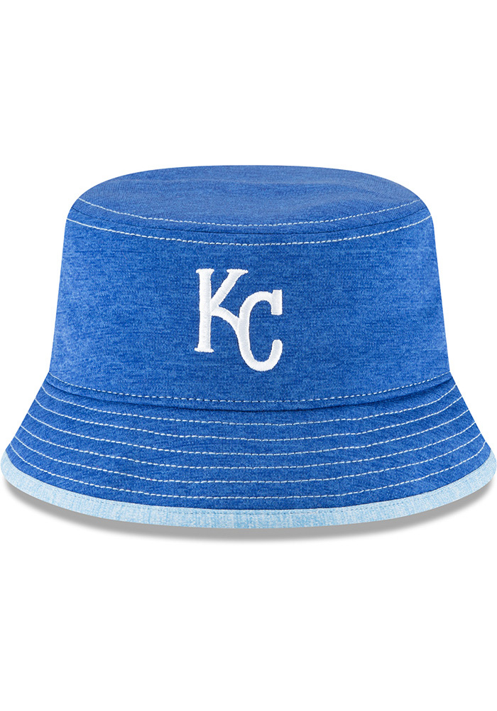 New Era Kansas City Royals Blue Shadowed Tot Baby Sun Hat - Image 3