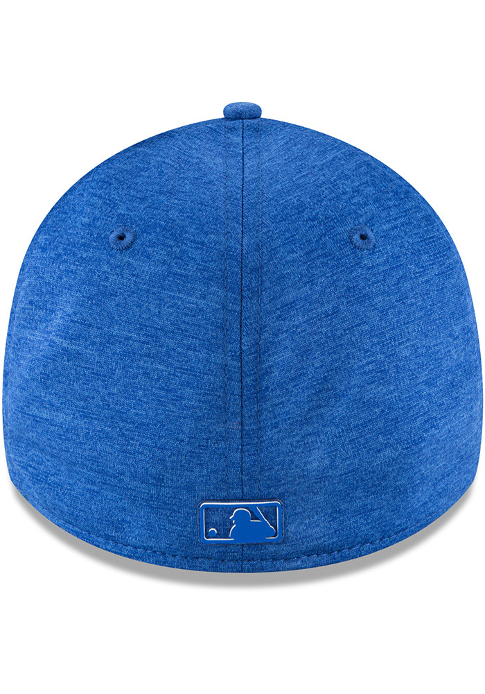 New Era Kansas City Royals Blue 2018 Clubhouse Jr 39THIRTY Youth Flex Hat - Image 5