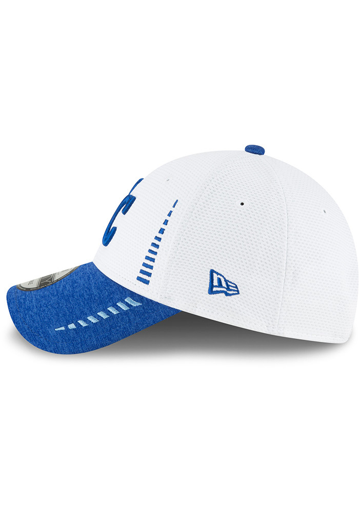 New Era Kansas City Royals NE Speed Tech 2 9FORTY Adjustable Hat - White - Image 4