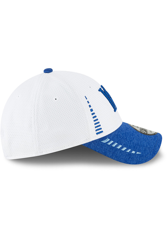 New Era Kansas City Royals NE Speed Tech 2 9FORTY Adjustable Hat - White - Image 6