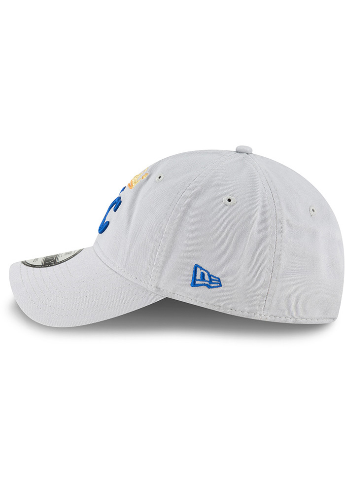 New Era Kansas City Royals Core Classic Twill 9TWENTY Adjustable Hat - Grey - Image 4