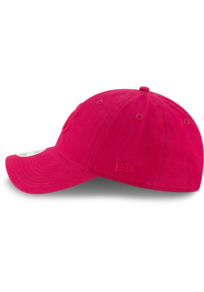 New Era Kansas City Royals Pink Core Classic 9TWENTY Womens Adjustable Hat - Image 4