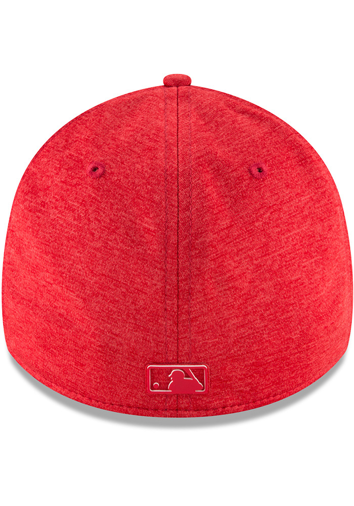 New Era Philadelphia Phillies Red 2018 Clubhouse Jr 39THIRTY Youth Flex Hat - Image 5