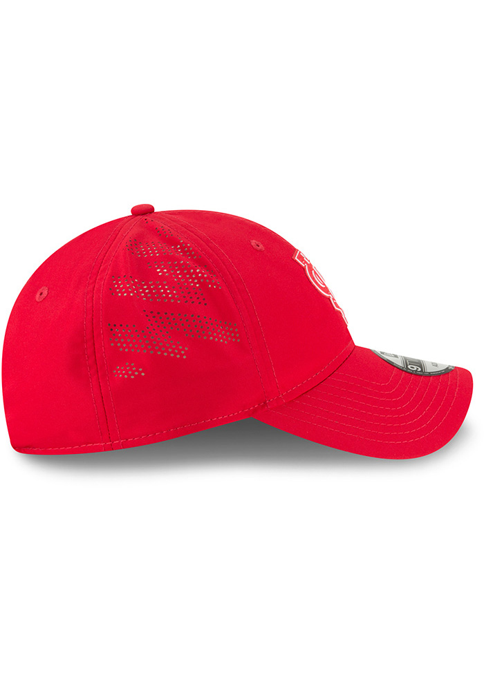 New Era St Louis Cardinals Red 2018 Clubhouse Jr 9TWENTY Youth Adjustable Hat - Image 6
