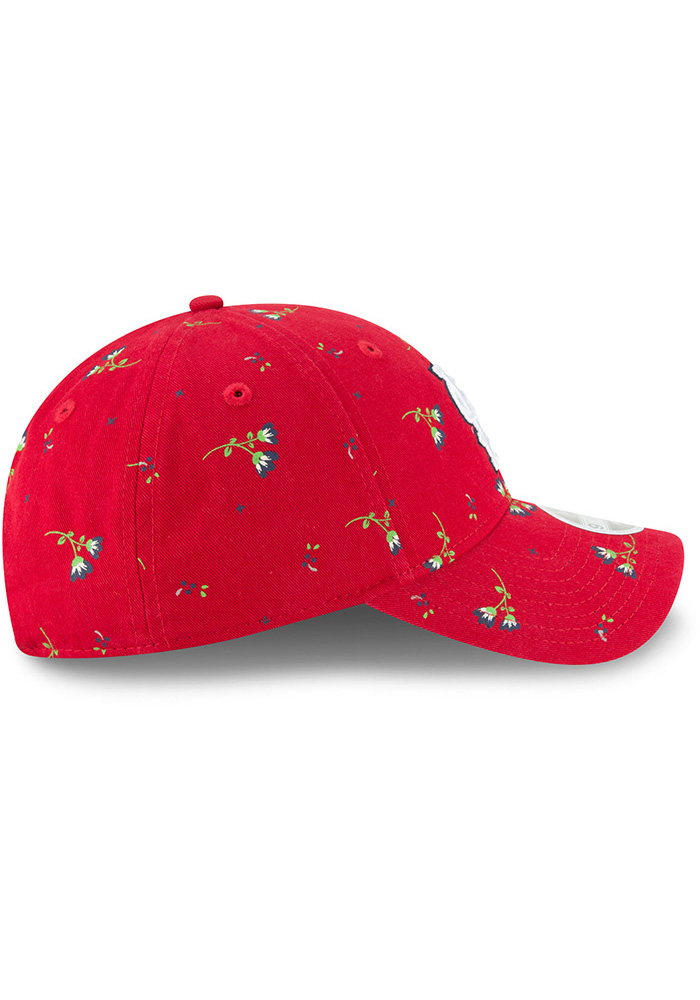 best selling store price reduced New Era St Louis Cardinals Red Blossom LS 9TWENTY Womens ...